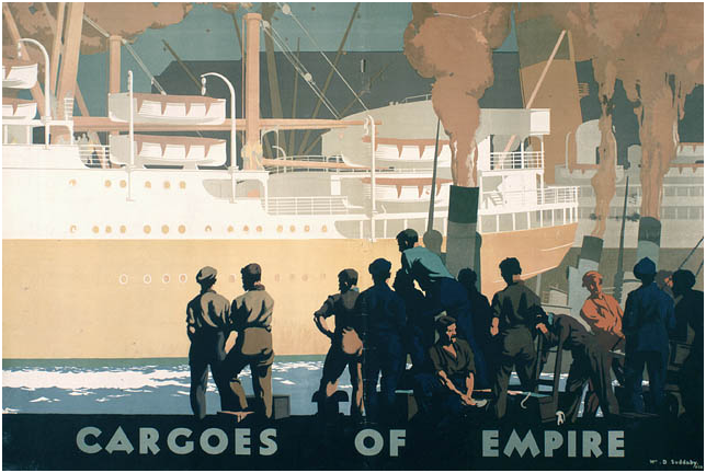 Cargoes of empire
