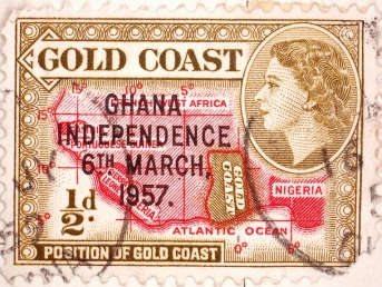 Ghana independence 1957