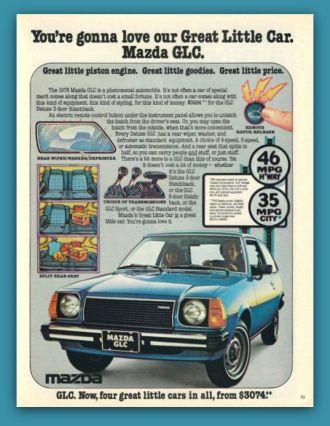 Mazda 1960s