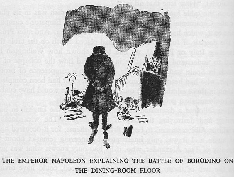 Napoleon being boring