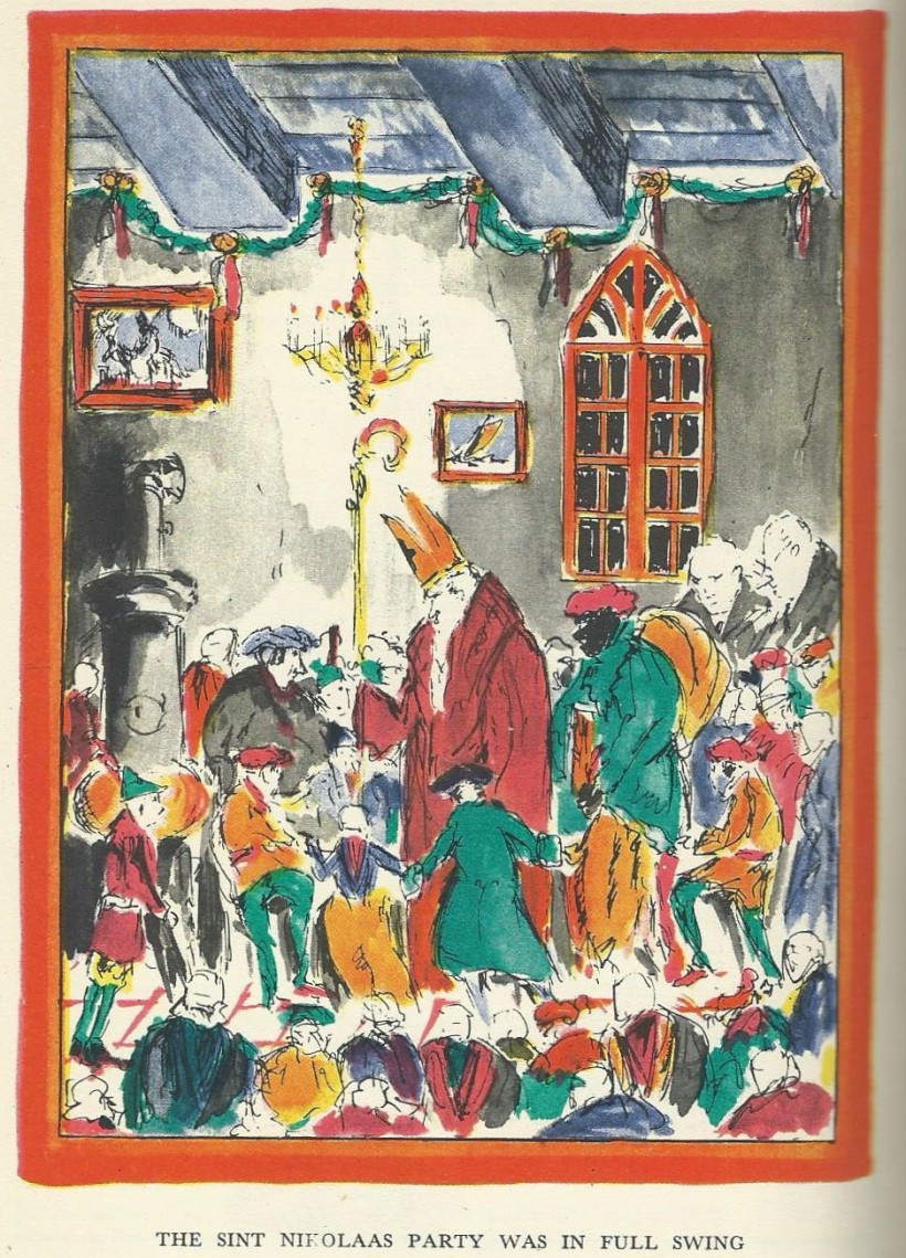 Sinterklaas Party